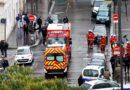 Теракт в Париже: мужчина с мачете напал на людей возле бывшей редакции Charlie Hebdo