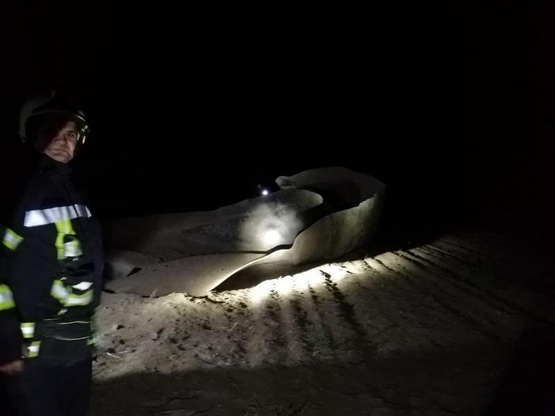 В Чабанах под Киевом произошел мощный взрыв на газопроводе, который поставляет газ в Европу