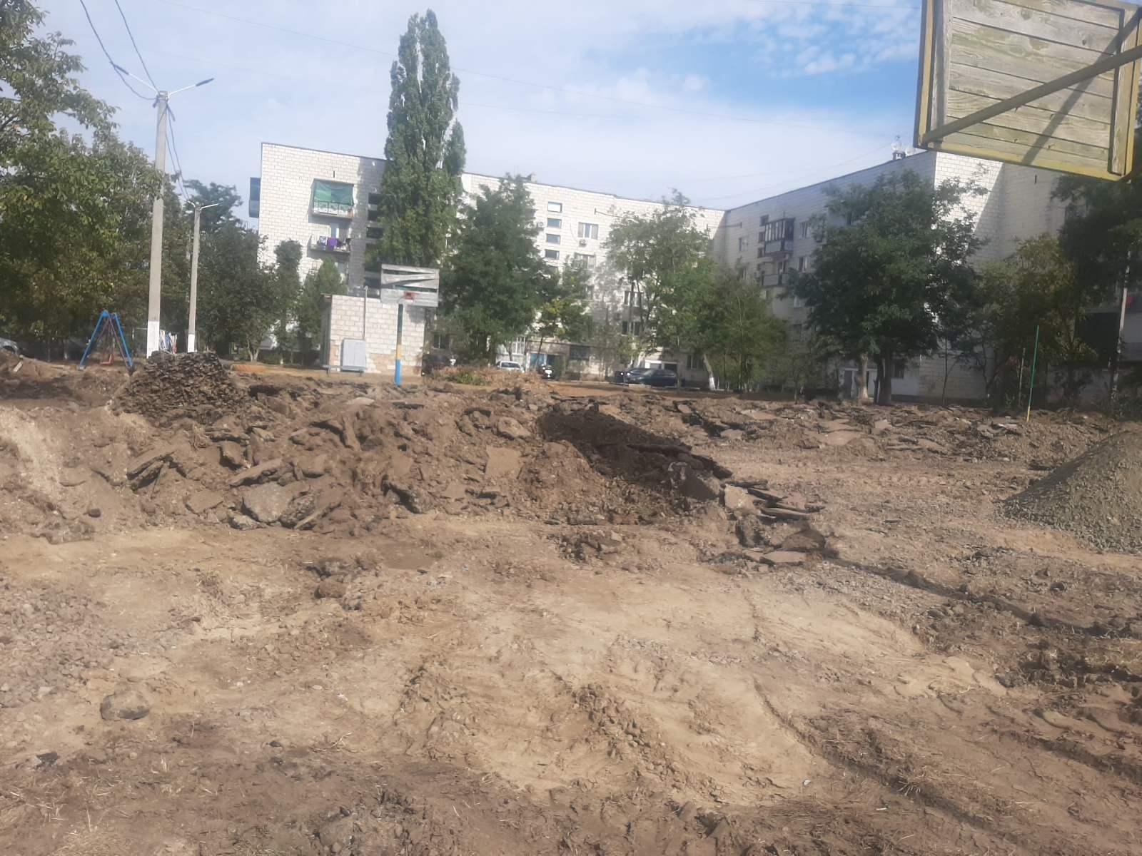 Когда и где в Измаиле отремонтируют дворы многоквартирных домов