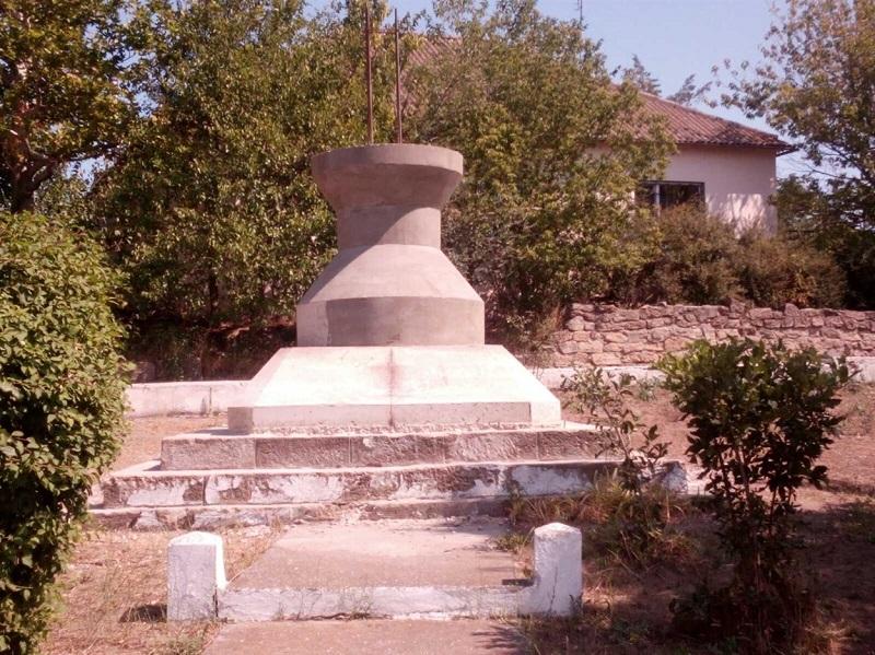 В Шабо установят скульптуру Богородицы на месте снесенного памятника