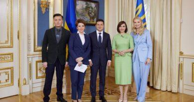 Зеленский дал большое интервью четырем телеканалам: где и когда смотреть