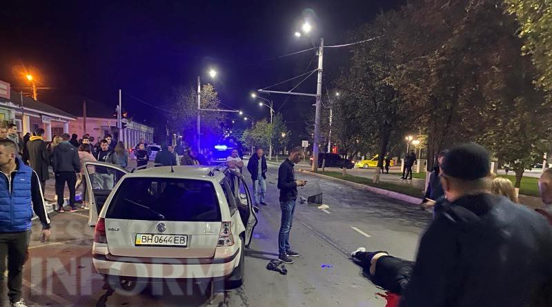 В Измаиле произошло смертельное ДТП с участием пьяного водителя, лишенного водительских прав (обновлено)