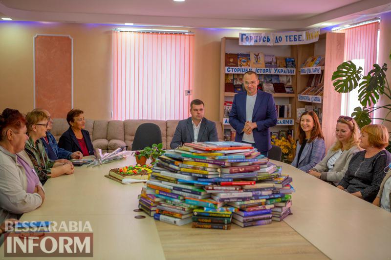 """""""Мы и мечтать о таком не могли"""": в Килии на базе нового здания заработала современная библиотека для всех возрастов"""