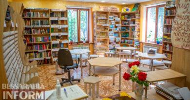 «Мы и мечтать о таком не могли»: в Килии на базе нового здания заработала современная библиотека для всех возрастов