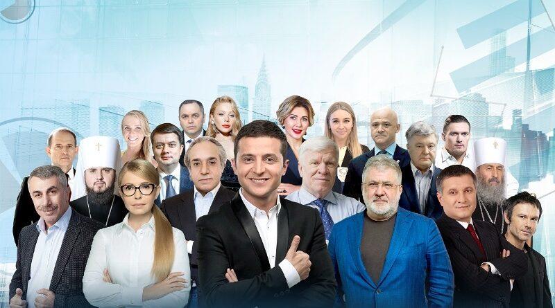 Стала известна сотня самых влиятельных представителей элиты Украины | Бессарабия Информ - Новости Измаила, Килии, Рени и Болграда