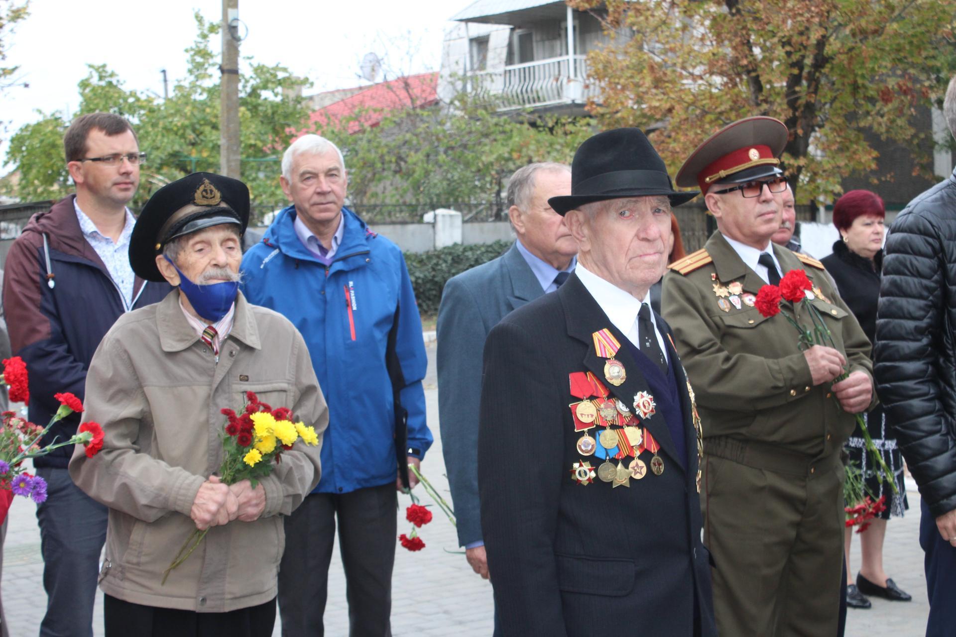 В Бессарабии прошли мемориальные мероприятия ко Дню освобождения Украины от немецко-фашистских захватчиков