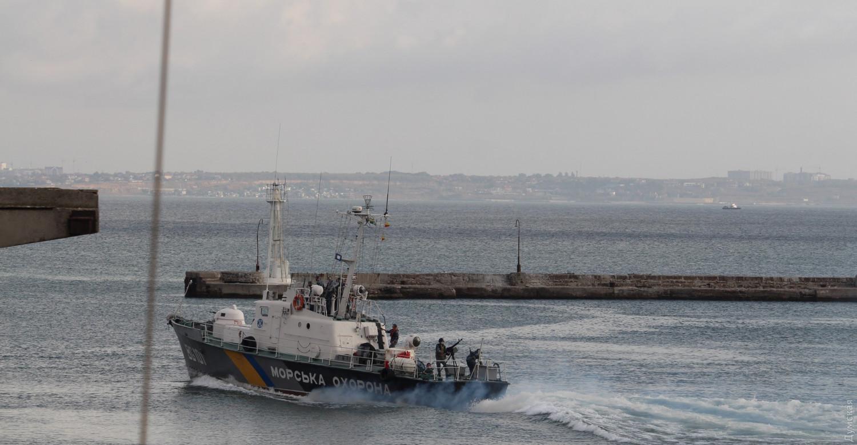 Одесская и измаильская морская охрана провела совместные масштабные учения