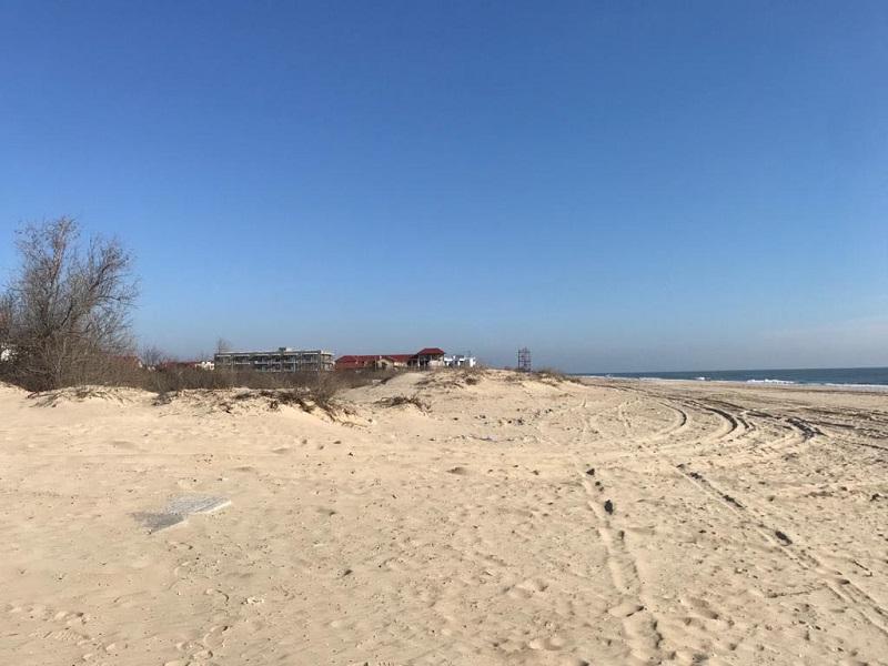 Поссовет Затоки незаконно передал 4 гектара пляжа под застройку - прокуратура