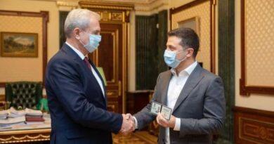 Официальное возвращение на пост: Сергей Гриневецкий назначен главой Одесской ОГА
