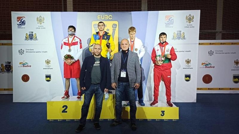 Спортсмен из Белгород-Днестровского района стал двукратным чемпионом Европы по боксу