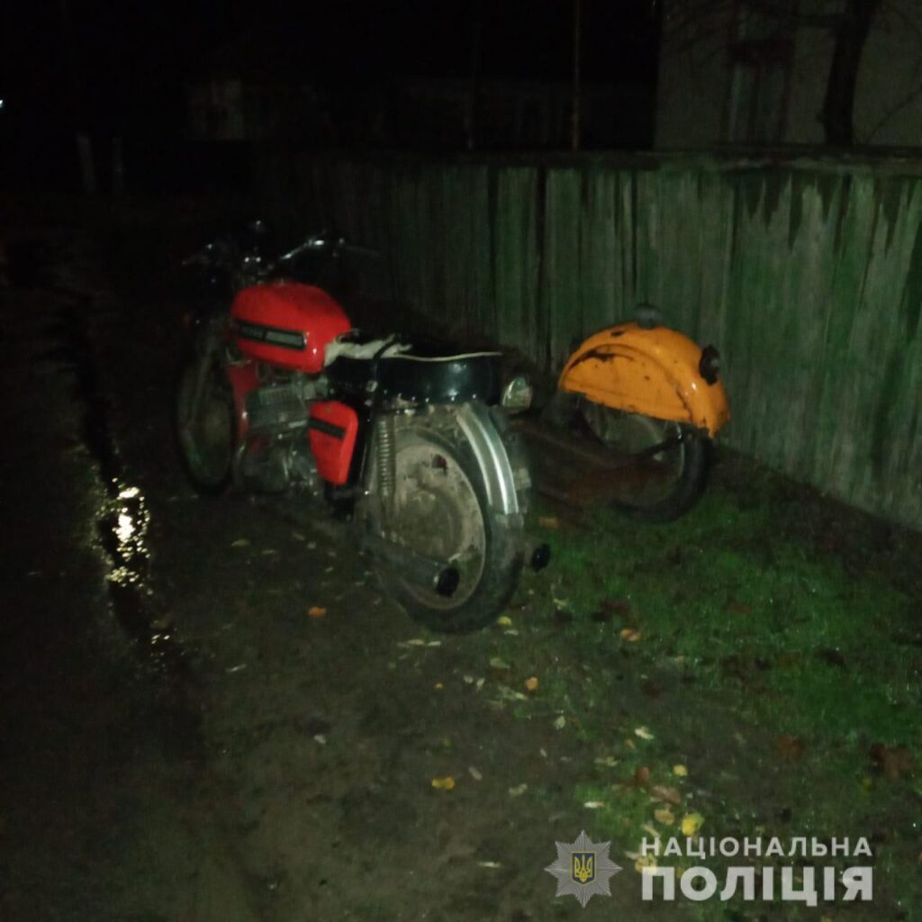 Смертельное ДТП в Ренийском районе: погиб молодой водитель мотоцикла