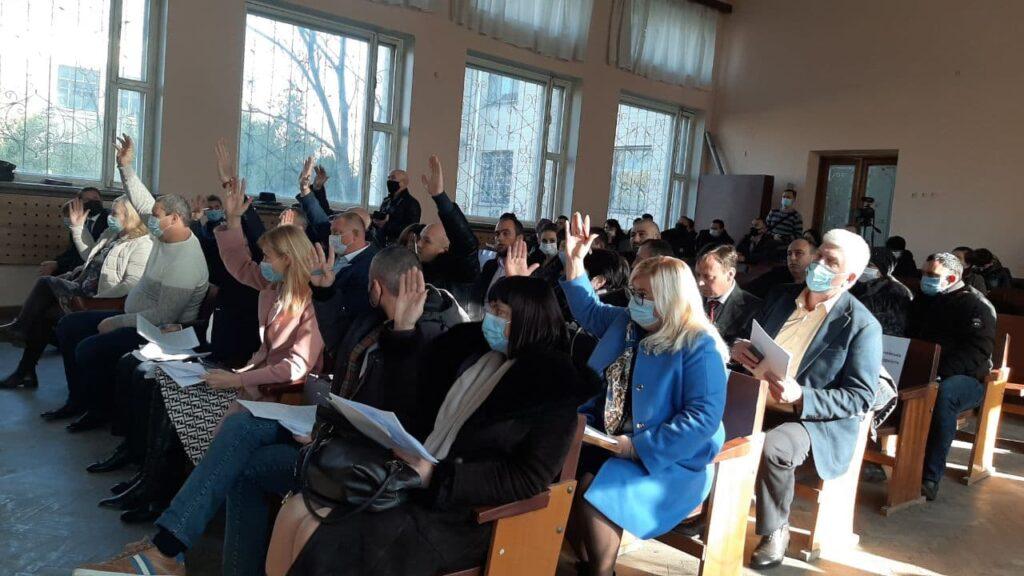 Шесть часов заседания и не без разногласий: в Измаиле прошла первая сессия Сафьяновского сельсовета