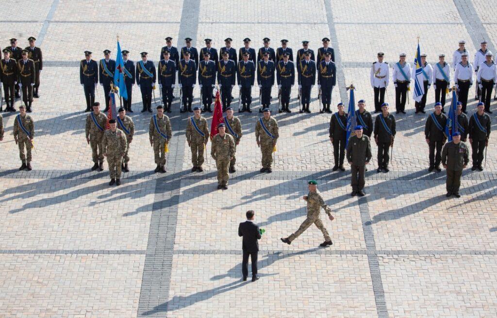 Пограничники Измаильского отряда отметили 136-ю годовщину со дня рождения полковника Александра Жуковского