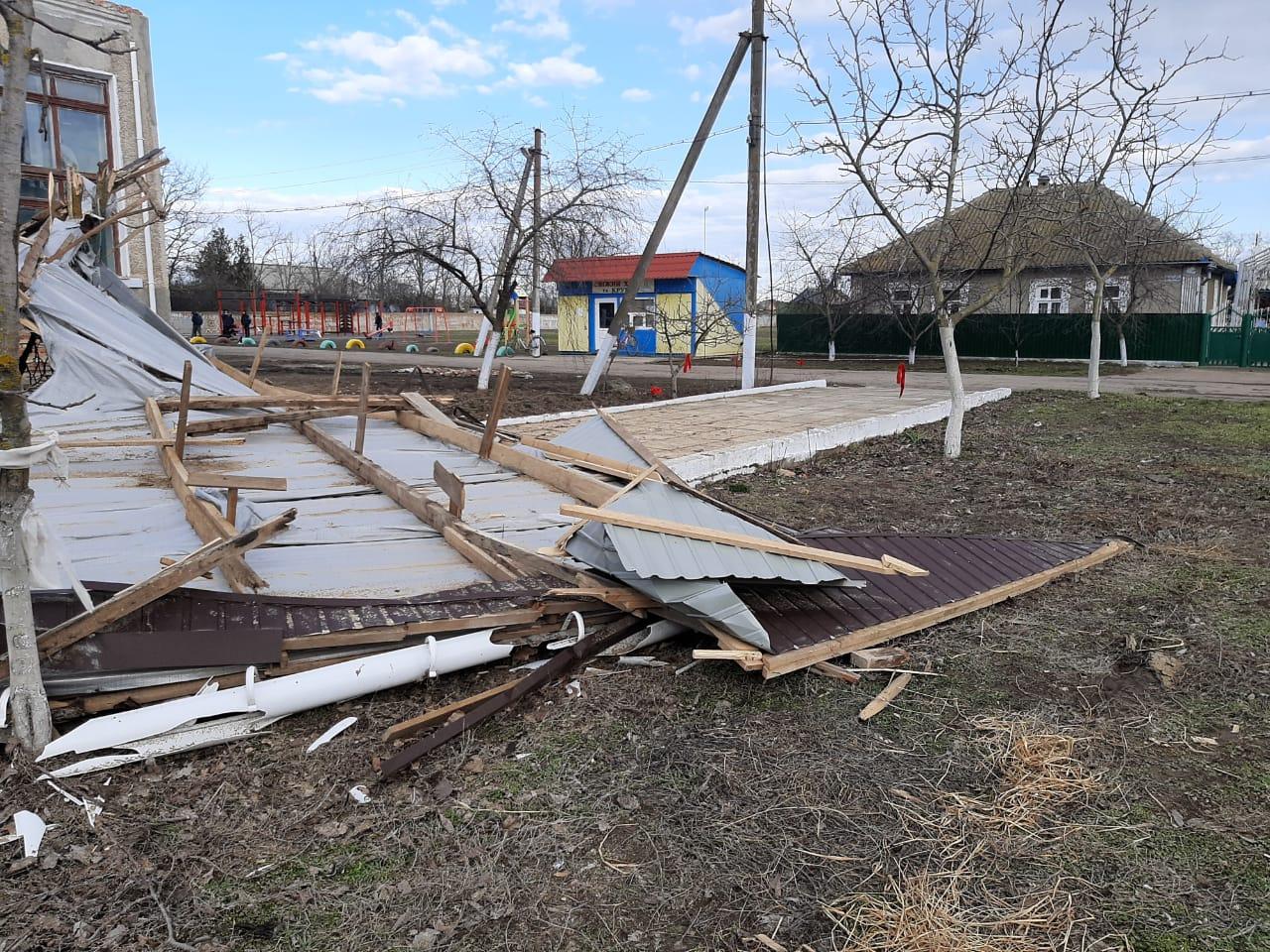 Директору фирмы, ремонтировавшей школьную крышу в Вилковской ОТГ, предъявили подозрение в растрате бюджетных средств