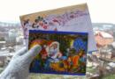 Укрпочта предлагает написать новогоднему волшебнику. Авторам самых оригинальных посланий обещают подарки
