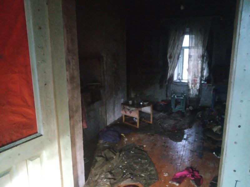 Болградский район: в результате пожара в частном доме в селе Кубей погибла 3-х летняя девочка