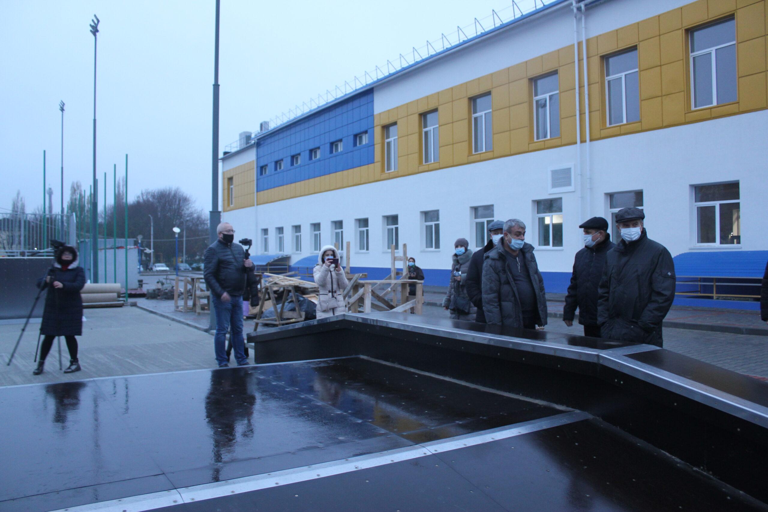 Новоназначенный глава Одесской ОГА Сергей Гриневецкий посетил Измаил (Фоторепортаж)