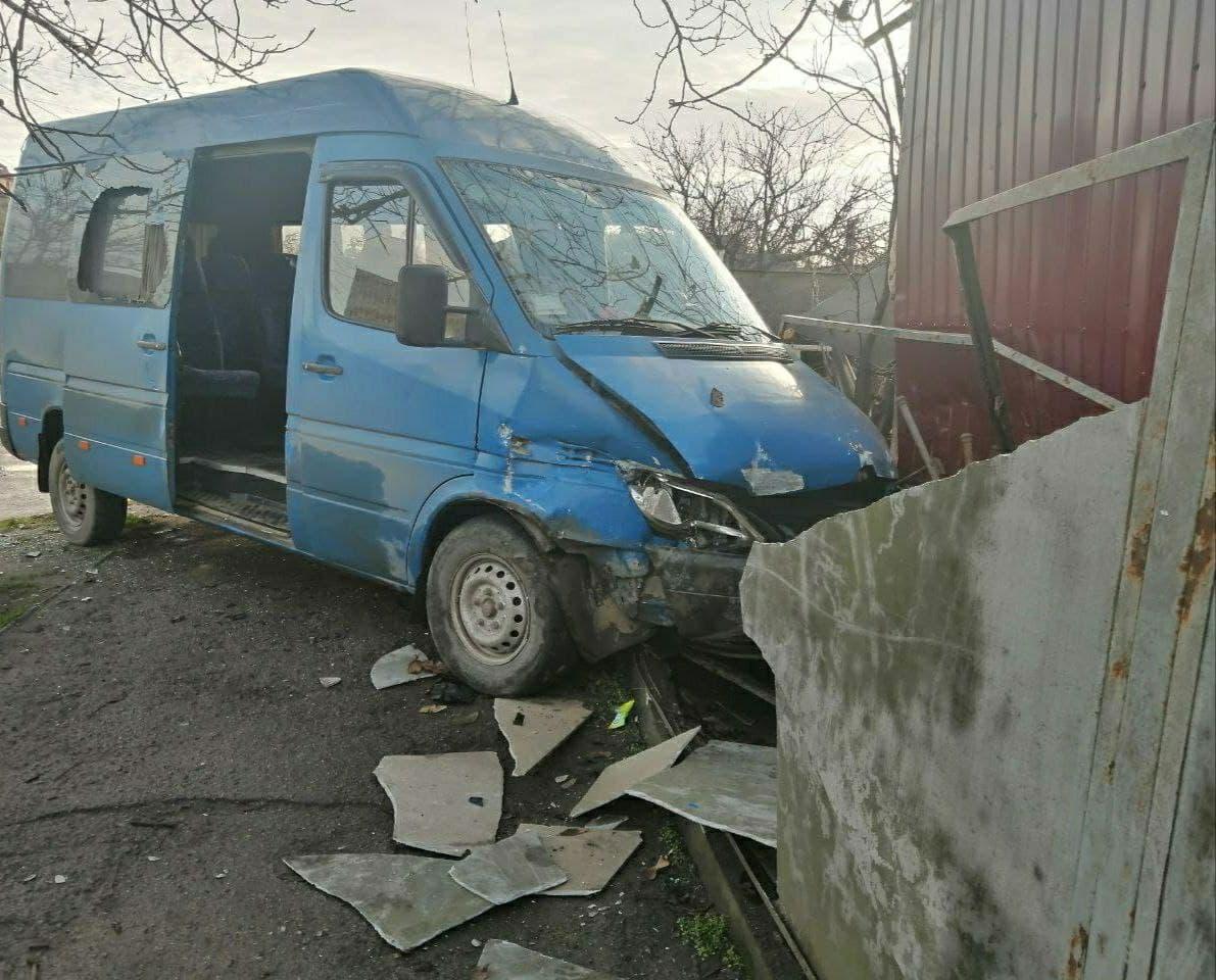 Иномарки не поделили перекресток: в Измаиле в ДТП пострадали 2 человека
