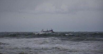 В Черном море у берегов Турции затонул сухогруз с украинским экипажем: есть погибшие