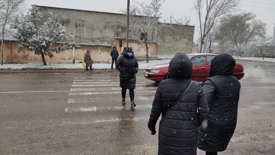 В Болграде перекрыли трассу Т-16-06 в знак протеста против повышения тарифов на газ (ОБНОВЛЕНО)
