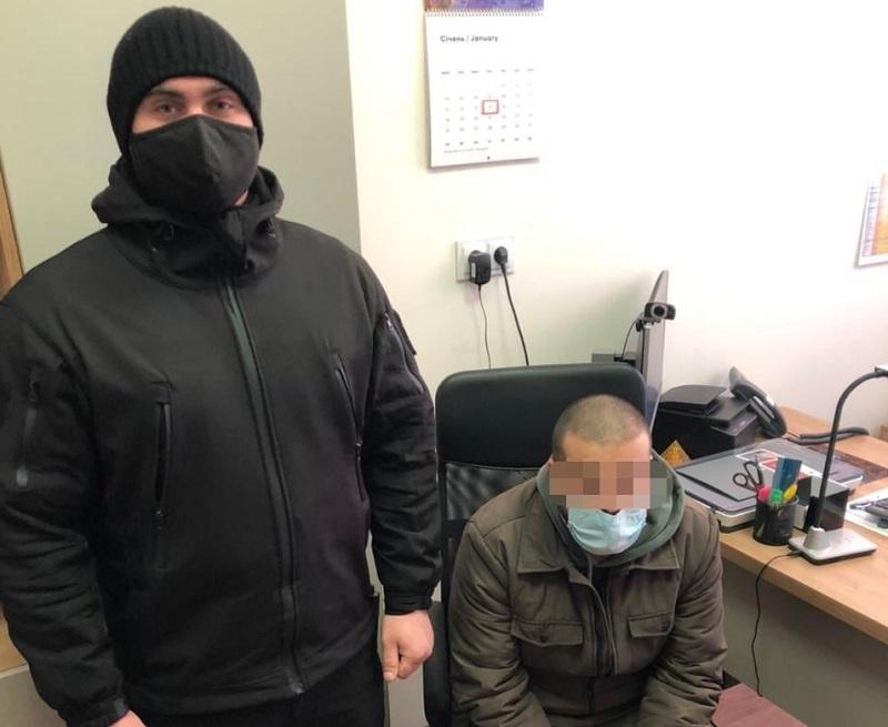 Аккерманские пограничники задержали насильника, которого разыскивал Интерпол