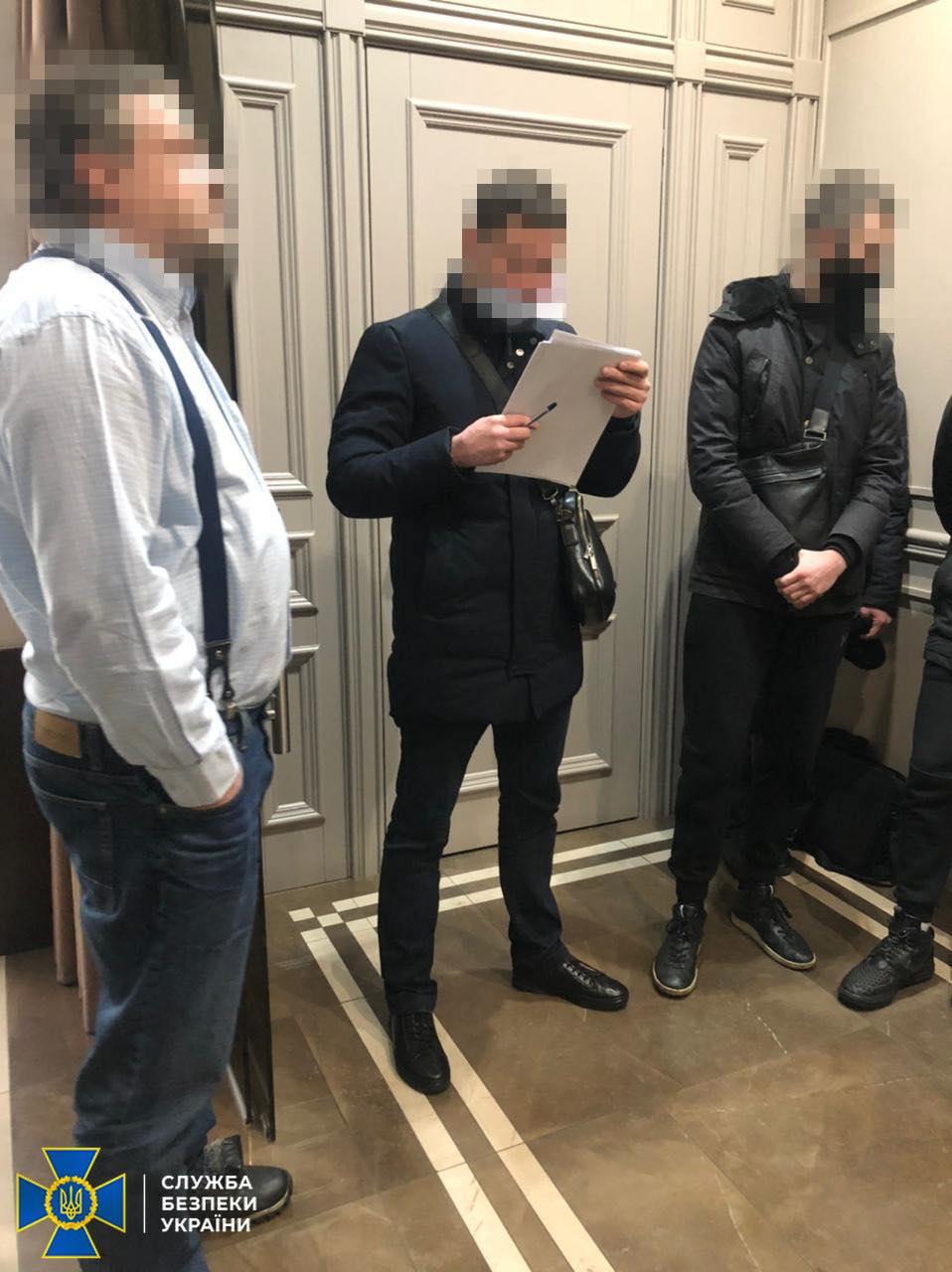 СБУ раскрыла схему по незаконной переправке моряков из Одессы в оккупированный Крым