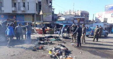 В центре Багдада террористы-смертники убили десятки людей (видео взрыва 18+)