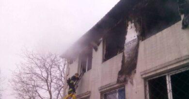 Страшная трагедия в Харькове: в результате пожара в частном доме престарелых погибло как минимум 15 человек