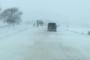 Техника не успевает чистить снег — глава Килийской ОТГ показал, как сейчас выглядит автодорога Одесса-Рени