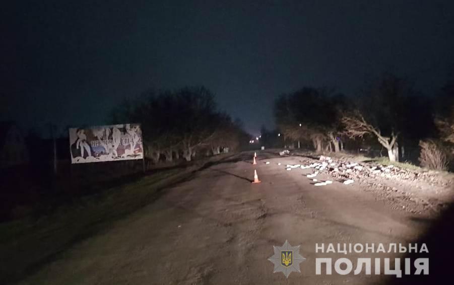 Одесская область: водитель иномарки насмерть сбил велосипедиста, спрятал тело в багажнике и еще раз попал в ДТП