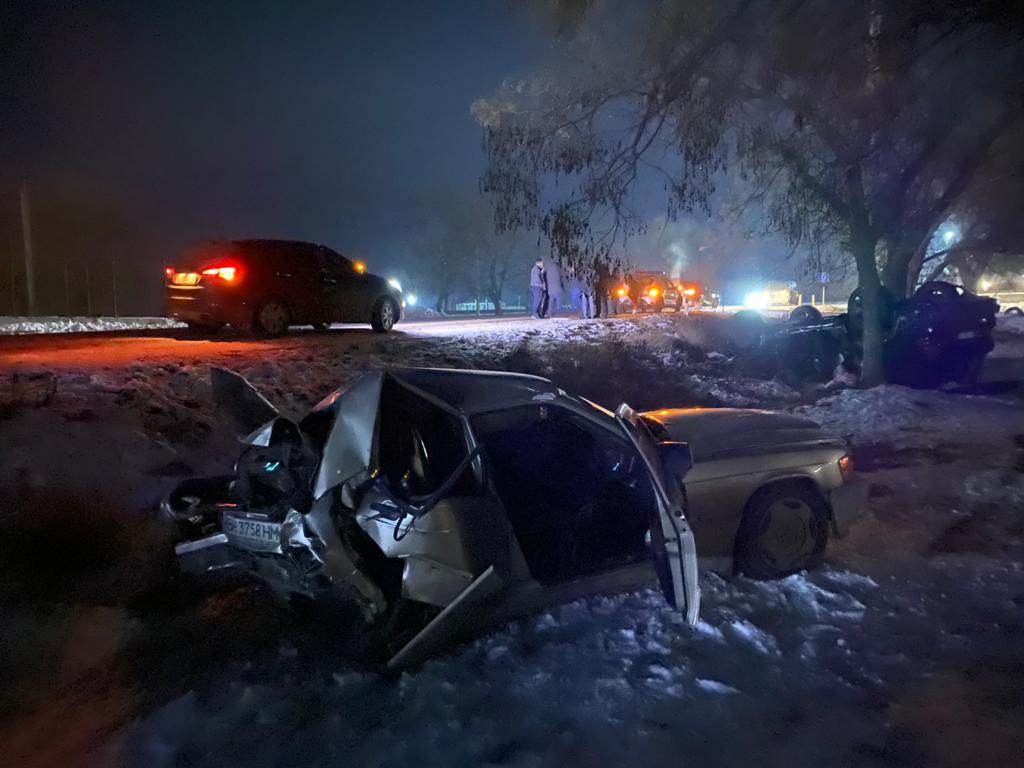 Машины всмятку, люди живы-здоровы: стали известны причины аварии в Татарбунарах