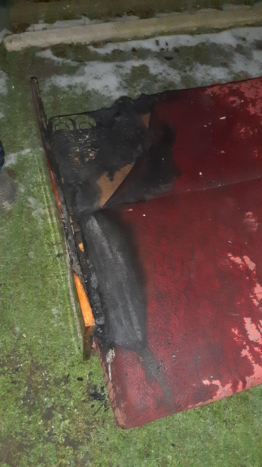 Печь стала причиной пожара в Измаильском районе: хозяйка дома в реанимации