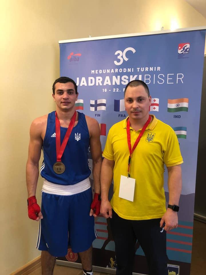 Спортсмен из Белгород-Днестровского района подтвердил статус лучшего боксёра в Европе
