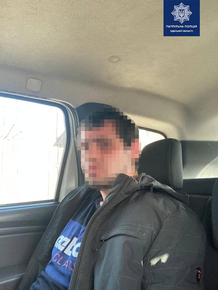В Измаиле пытались похитить женщину. Полиция задержала подозреваемых (ФОТО)