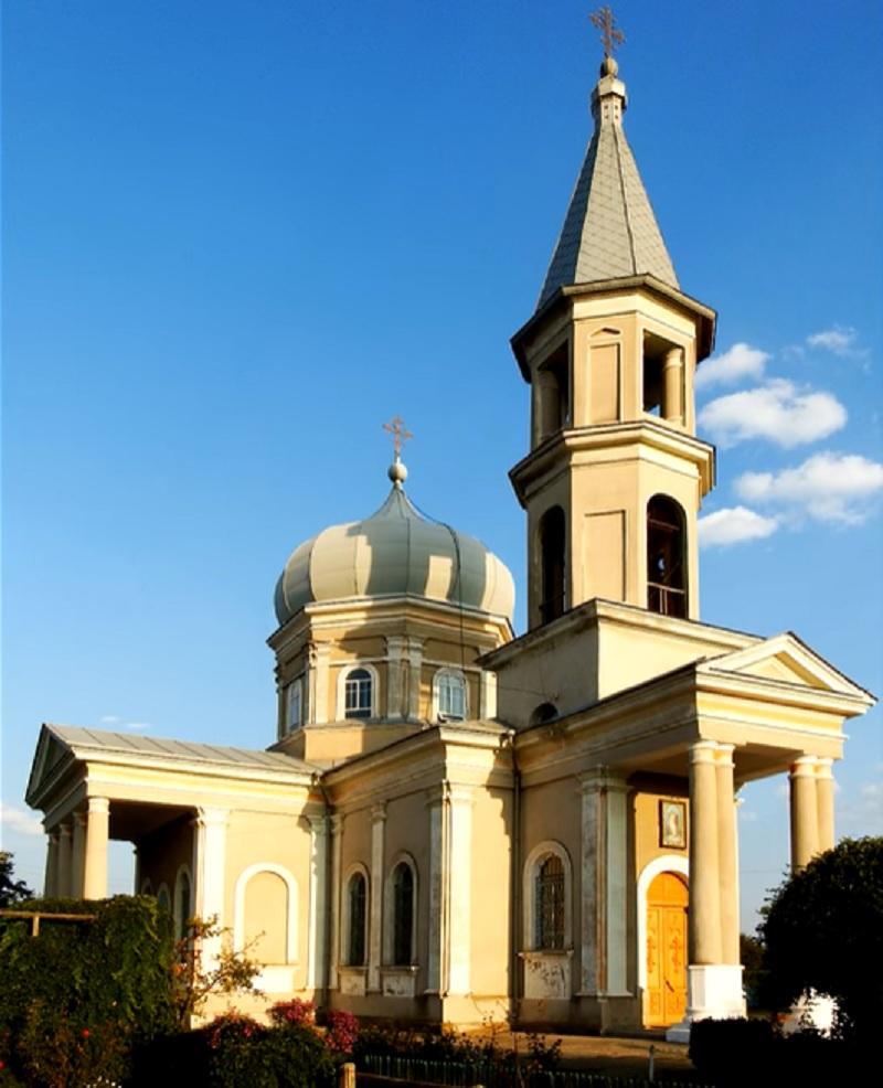Область отменила тендер на реставрацию церкви за 12 млн грн в Измаильском районе из-за туманных перспектив финансирования