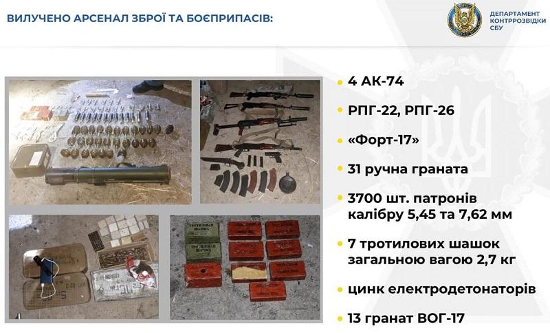 Контрразведка СБУ: ветераны-спецназовцы Одесской области служат в агентурной сети ФСБ РФ