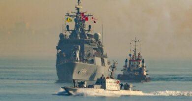В порт Одессы собирается зайти турецко-румынская группа кораблей НАТО