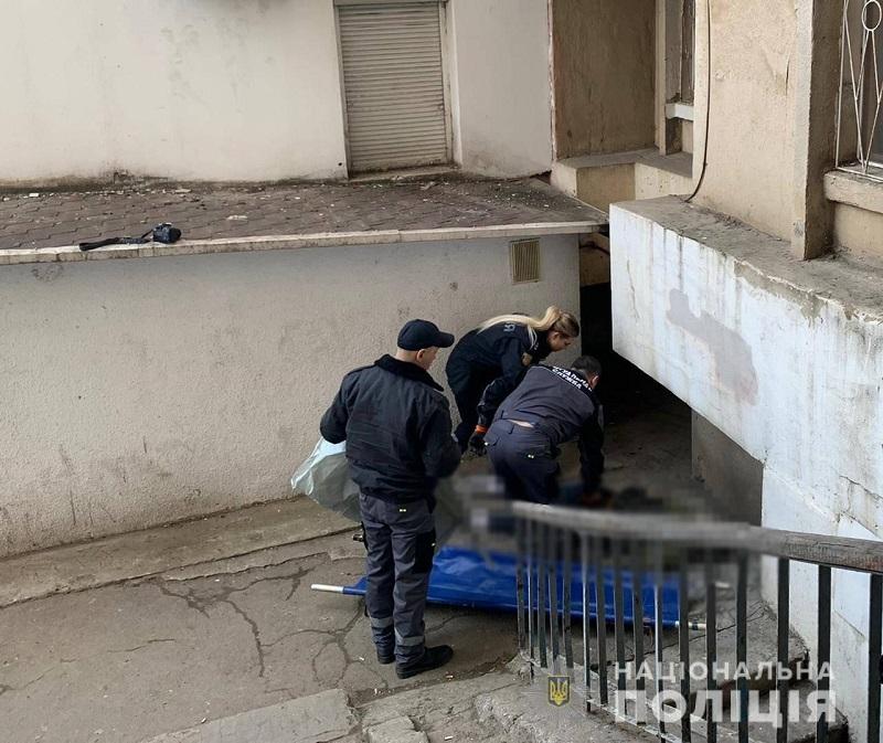 18-летний уроженец Арцизского района выпрыгнул с балкона 15-го этажа в Одессе