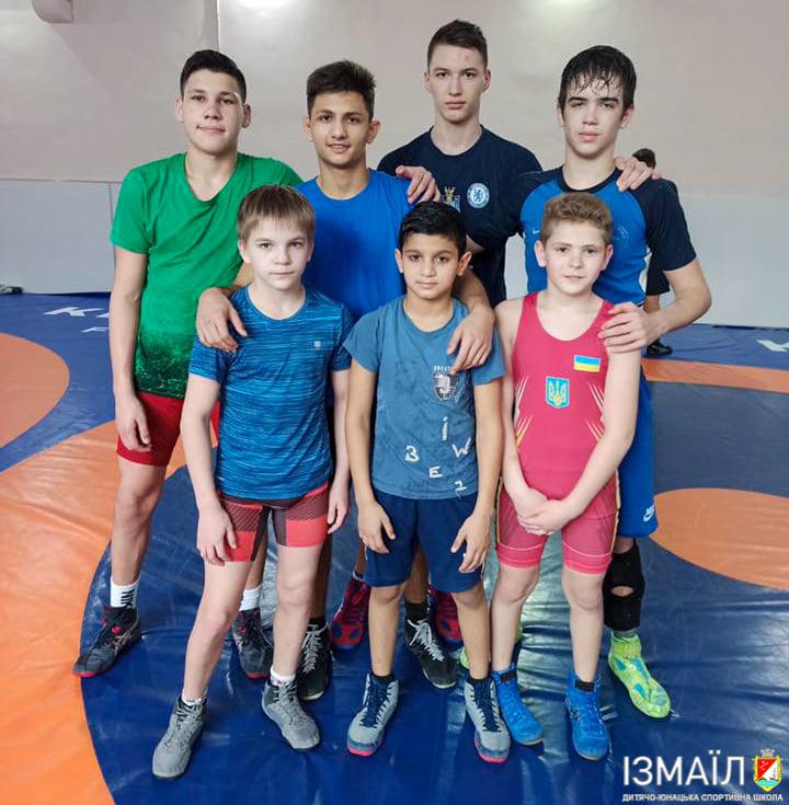 Измаильские борцы-вольники готовятся к отборочным соревнованиям на чемпионат Европы