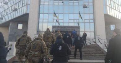 В Измаиле в управление «УДП» нагрянули сотрудники СБУ