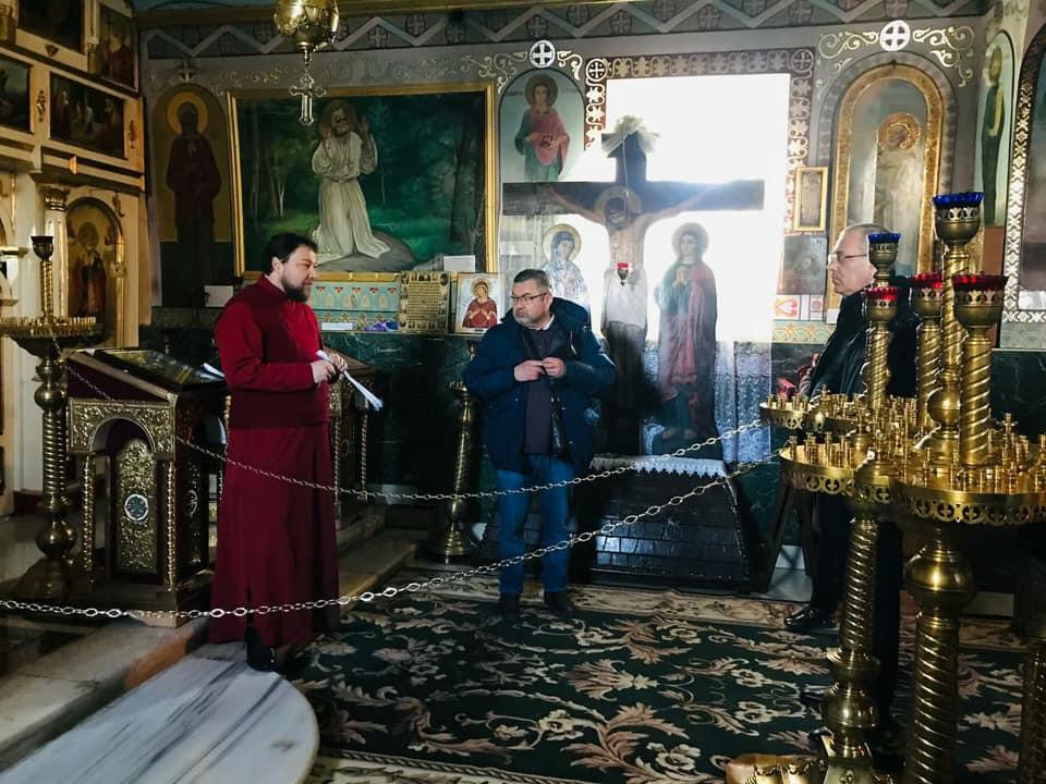 Дипломатическая делегация из Армении посетила Килию
