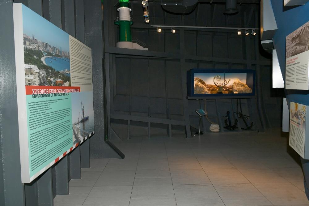 В Баку открылся первый в мире танкер-музей