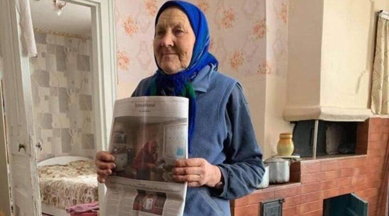 Как борщ сделал украинскую пенсионерку звездой New York Times