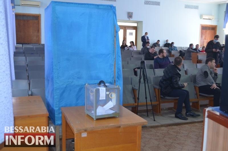 Лидер фракции ОП ЗЖ стала заместителем председателя Белгород-Днестровского райсовета