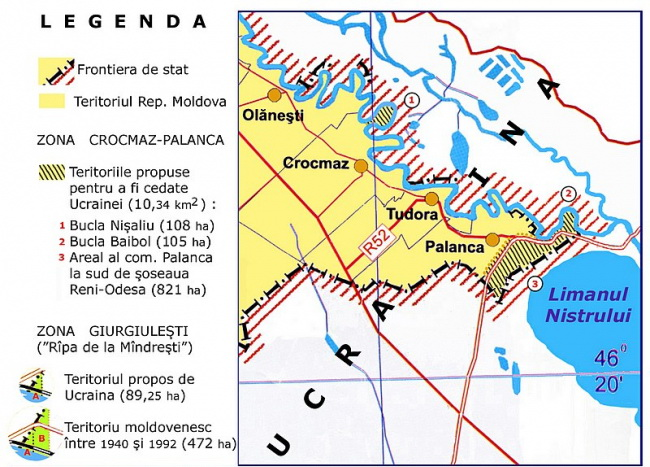 В Рени собираются заставить молдавский порт Джурджулешты платить за аренду незаконно переданной земли