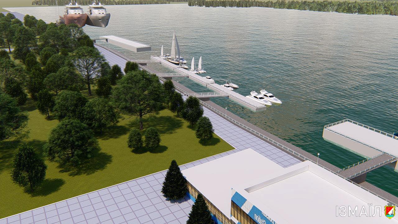 В Измаиле дан старт реализации ещё двух украино-румынских проектов: подписаны грантовые контракты