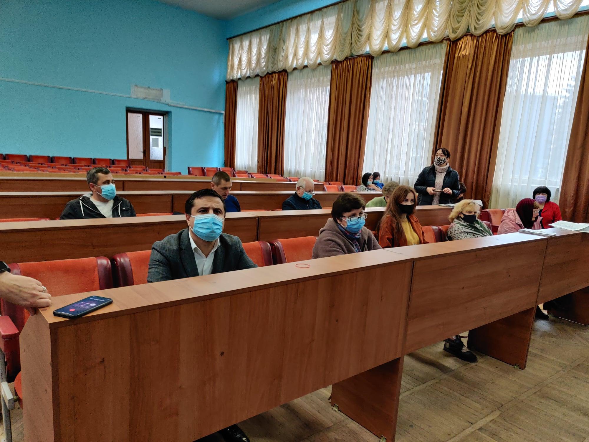 Бюджет, границы и бездеятельность следователей: по итогам сессии Болградского райсовета