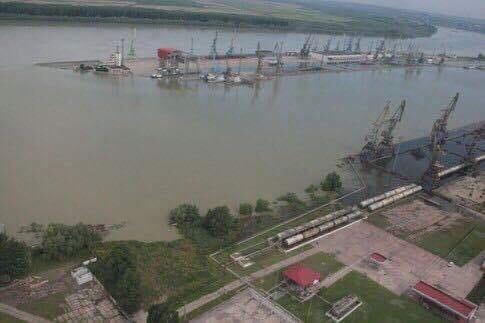 Облпрокуратура вернула государству имущественный комплекс за 100 млн в Ренийском порту