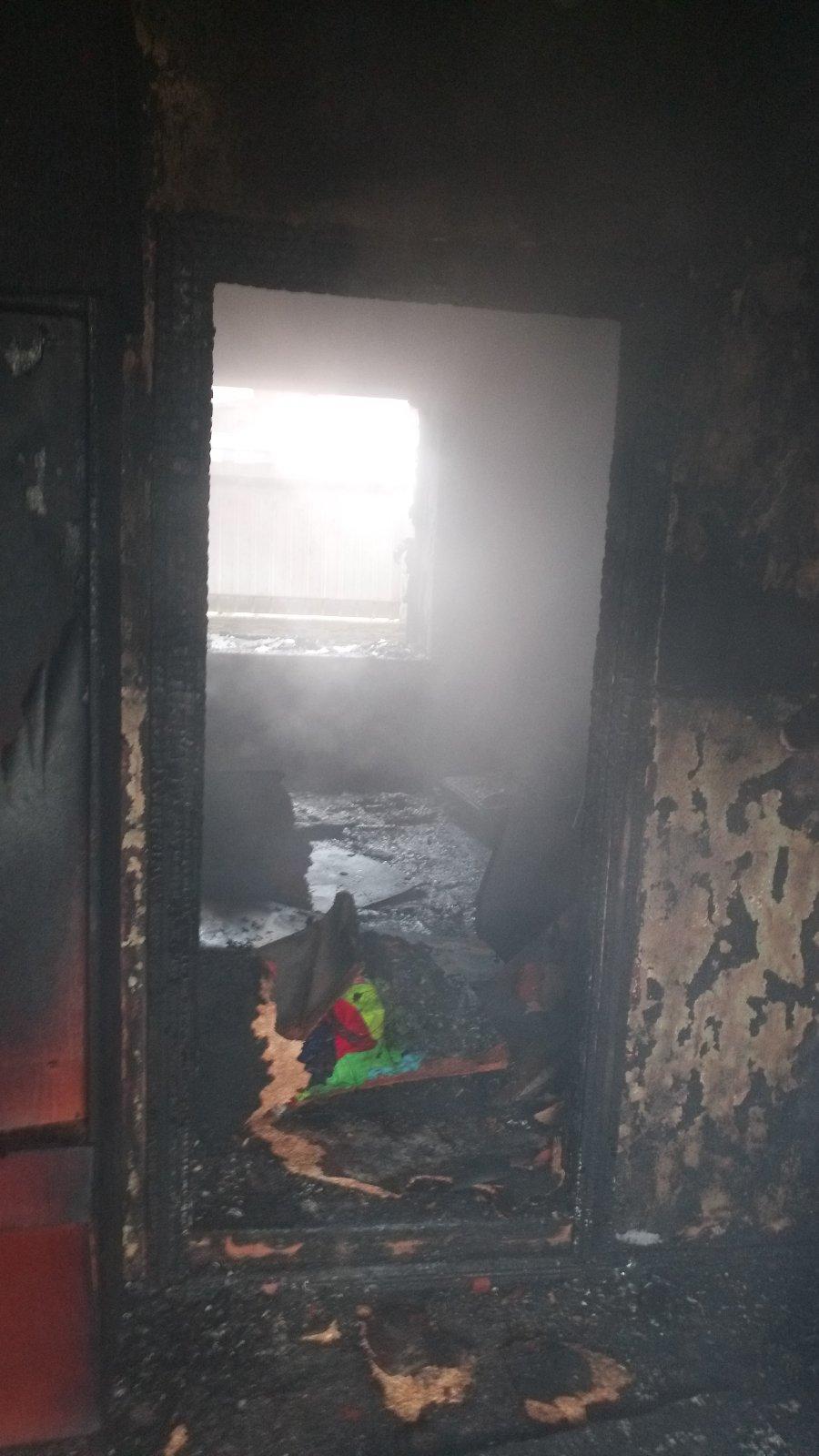 В Озерном Измаильского района горел жилой дом, погибла женщина
