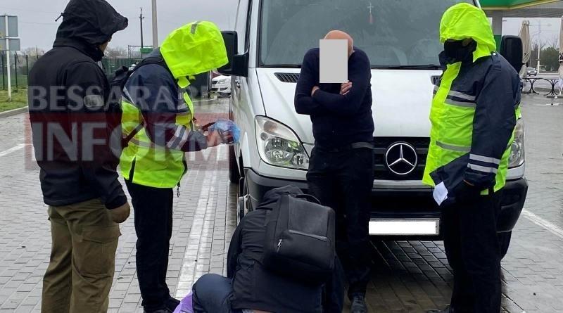 В Измаиле СБУ и ГБР задержали сотрудника водной полиции при получении крупной взятки (обновлено)